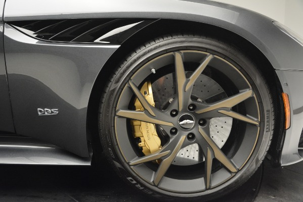 Used 2019 Aston Martin DBS Superleggera Coupe for sale $265,900 at Aston Martin of Greenwich in Greenwich CT 06830 23