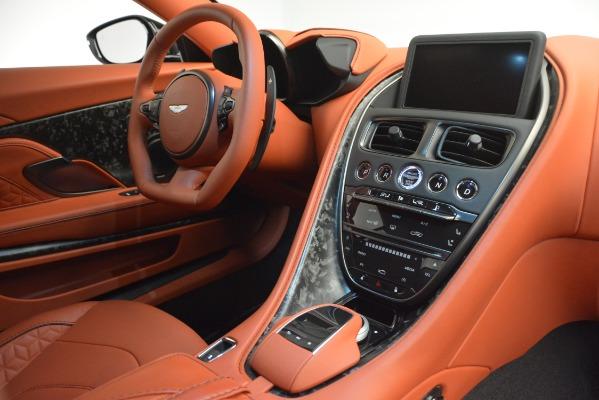 Used 2019 Aston Martin DBS Superleggera Coupe for sale $265,900 at Aston Martin of Greenwich in Greenwich CT 06830 24