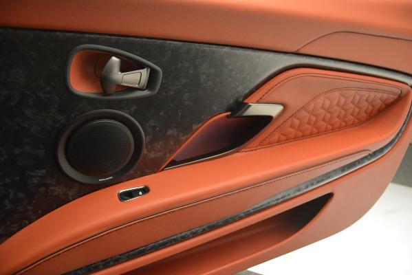 Used 2019 Aston Martin DBS Superleggera Coupe for sale $265,900 at Aston Martin of Greenwich in Greenwich CT 06830 25