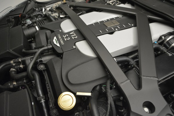 Used 2019 Aston Martin DBS Superleggera Coupe for sale $265,900 at Aston Martin of Greenwich in Greenwich CT 06830 28