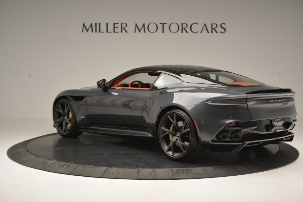 Used 2019 Aston Martin DBS Superleggera Coupe for sale $265,900 at Aston Martin of Greenwich in Greenwich CT 06830 4