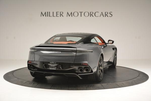 Used 2019 Aston Martin DBS Superleggera Coupe for sale $265,900 at Aston Martin of Greenwich in Greenwich CT 06830 7