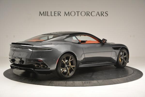 Used 2019 Aston Martin DBS Superleggera Coupe for sale $265,900 at Aston Martin of Greenwich in Greenwich CT 06830 8