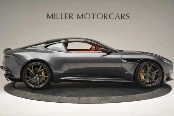 Used 2019 Aston Martin DBS Superleggera Coupe for sale $265,900 at Aston Martin of Greenwich in Greenwich CT 06830 9