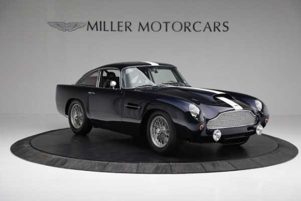 New 2018 Aston Martin DB4 GT Continuation Coupe for sale Call for price at Aston Martin of Greenwich in Greenwich CT 06830 10