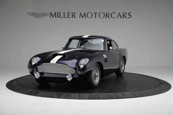 New 2018 Aston Martin DB4 GT Continuation Coupe for sale Call for price at Aston Martin of Greenwich in Greenwich CT 06830 12