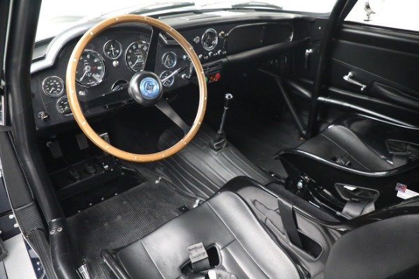 New 2018 Aston Martin DB4 GT Continuation Coupe for sale Call for price at Aston Martin of Greenwich in Greenwich CT 06830 13