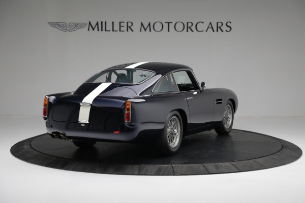 New 2018 Aston Martin DB4 GT for sale Call for price at Aston Martin of Greenwich in Greenwich CT 06830 6