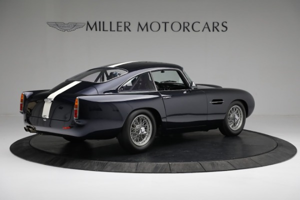 New 2018 Aston Martin DB4 GT Continuation Coupe for sale Call for price at Aston Martin of Greenwich in Greenwich CT 06830 7