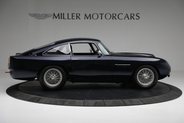 New 2018 Aston Martin DB4 GT for sale Call for price at Aston Martin of Greenwich in Greenwich CT 06830 8