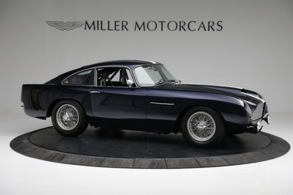 New 2018 Aston Martin DB4 GT for sale Call for price at Aston Martin of Greenwich in Greenwich CT 06830 9