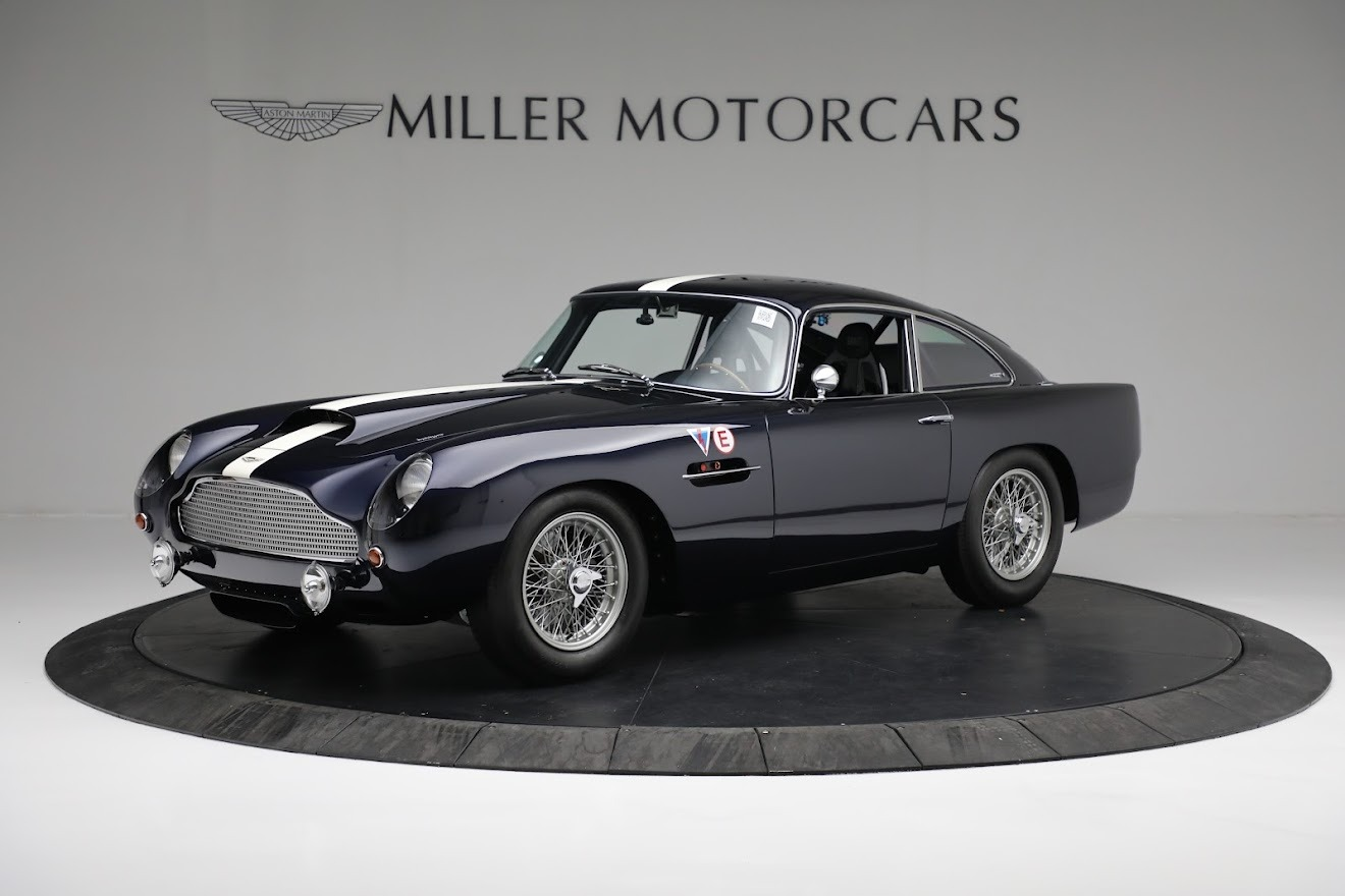 New 2018 Aston Martin DB4 GT for sale Call for price at Aston Martin of Greenwich in Greenwich CT 06830 1