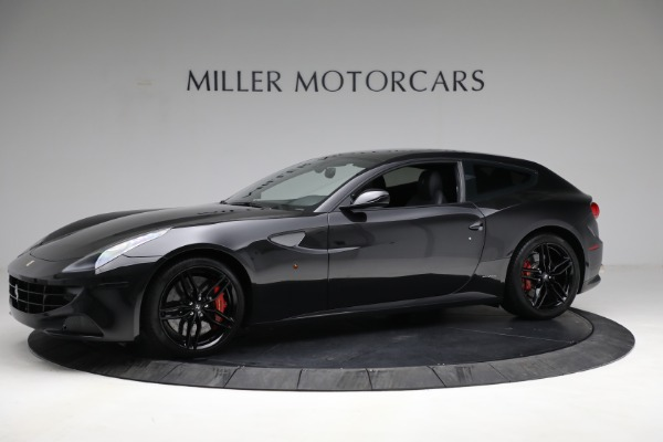 Used 2014 Ferrari FF Base for sale Sold at Aston Martin of Greenwich in Greenwich CT 06830 2