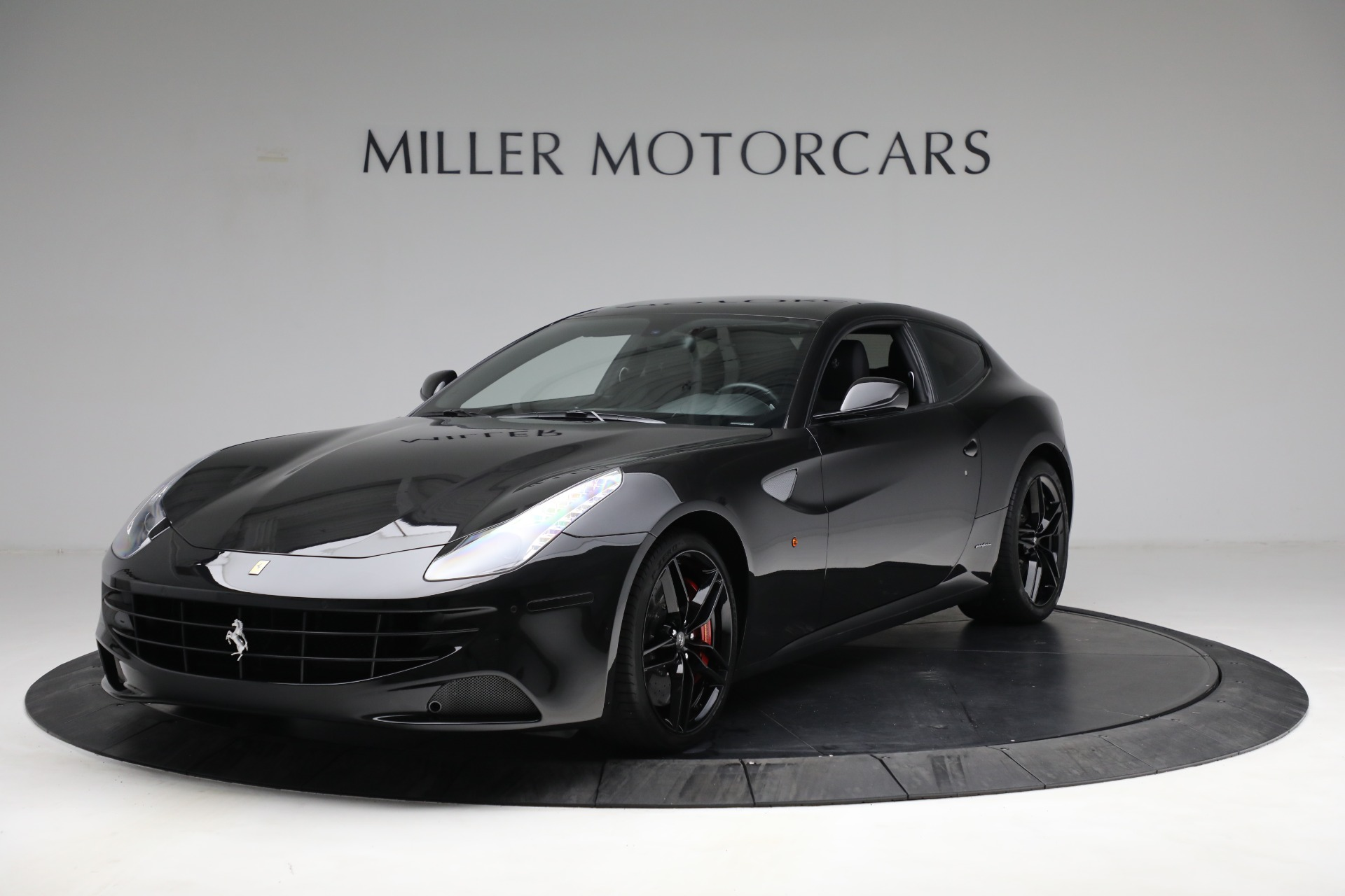Used 2014 Ferrari FF Base for sale Sold at Aston Martin of Greenwich in Greenwich CT 06830 1