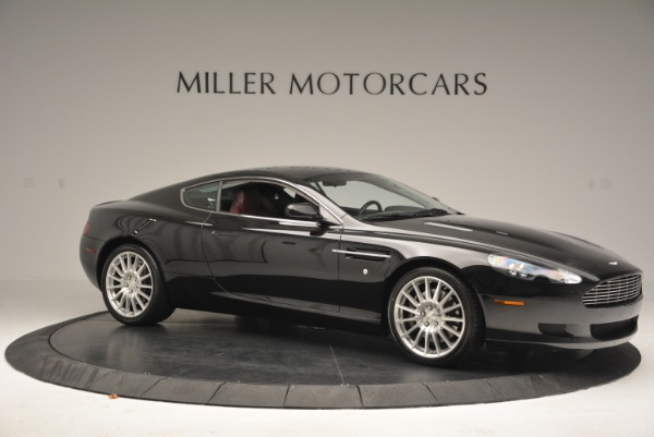Used 2006 Aston Martin DB9 Coupe for sale Sold at Aston Martin of Greenwich in Greenwich CT 06830 10