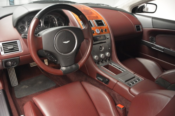 Used 2006 Aston Martin DB9 Coupe for sale Sold at Aston Martin of Greenwich in Greenwich CT 06830 14