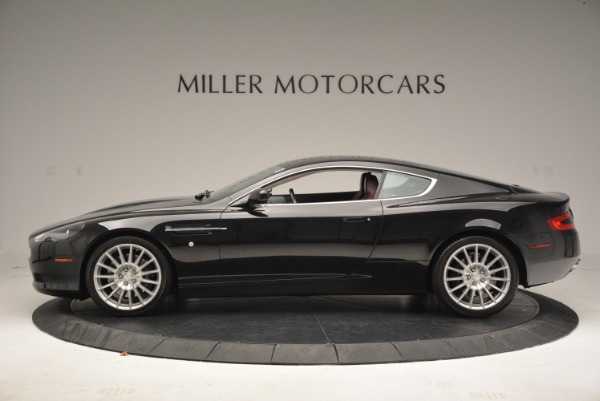 Used 2006 Aston Martin DB9 Coupe for sale Sold at Aston Martin of Greenwich in Greenwich CT 06830 3