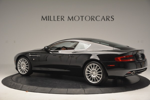 Used 2006 Aston Martin DB9 Coupe for sale Sold at Aston Martin of Greenwich in Greenwich CT 06830 4