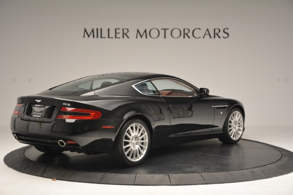Used 2006 Aston Martin DB9 Coupe for sale Sold at Aston Martin of Greenwich in Greenwich CT 06830 8