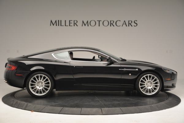 Used 2006 Aston Martin DB9 Coupe for sale Sold at Aston Martin of Greenwich in Greenwich CT 06830 9