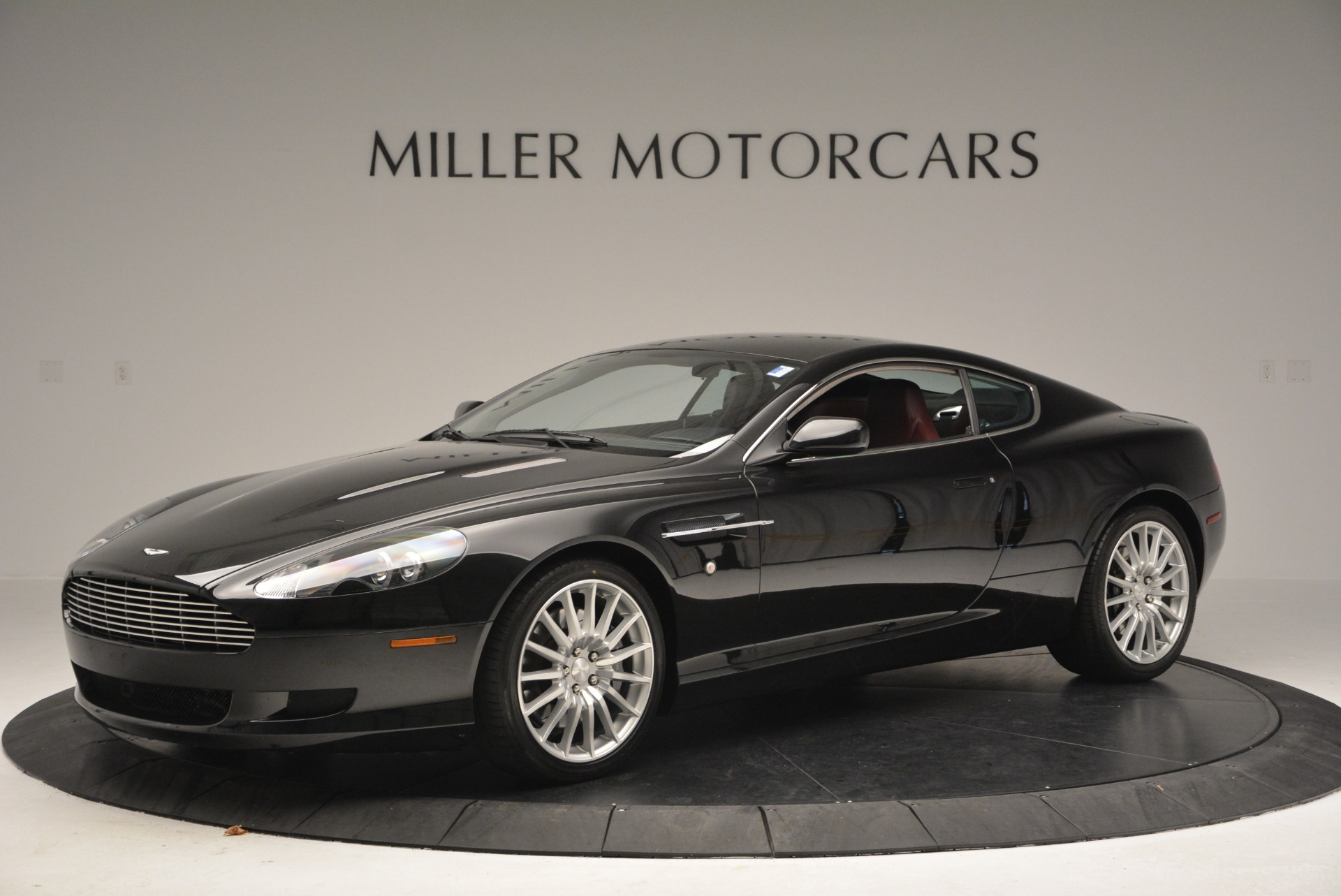 Used 2006 Aston Martin DB9 Coupe for sale Sold at Aston Martin of Greenwich in Greenwich CT 06830 1