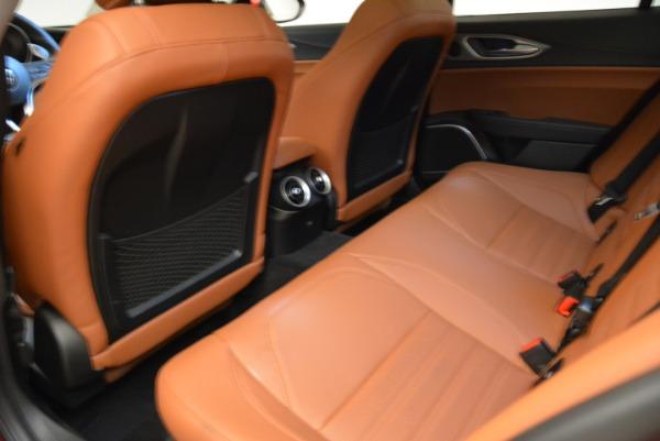 New 2019 Alfa Romeo Giulia Ti Sport Q4 for sale Sold at Aston Martin of Greenwich in Greenwich CT 06830 5