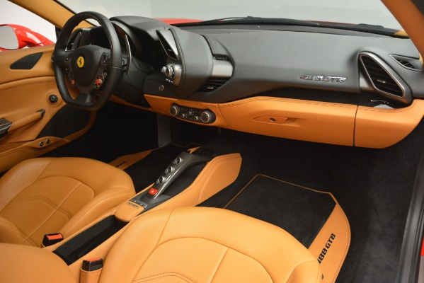 Used 2016 Ferrari 488 GTB for sale Sold at Aston Martin of Greenwich in Greenwich CT 06830 17