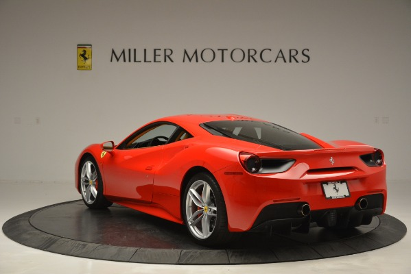 Used 2016 Ferrari 488 GTB for sale Sold at Aston Martin of Greenwich in Greenwich CT 06830 5