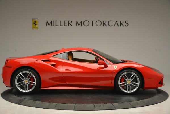 Used 2016 Ferrari 488 GTB for sale Sold at Aston Martin of Greenwich in Greenwich CT 06830 9