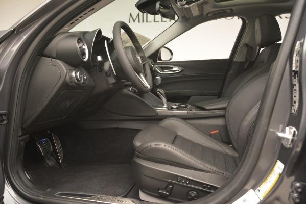New 2019 Alfa Romeo Giulia Ti Sport Q4 for sale Sold at Aston Martin of Greenwich in Greenwich CT 06830 14