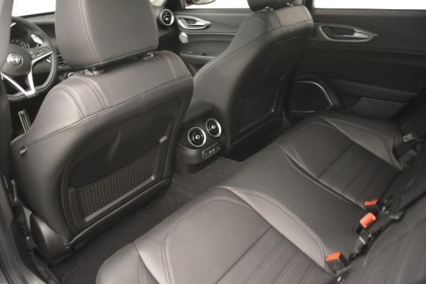 New 2019 Alfa Romeo Giulia Ti Sport Q4 for sale Sold at Aston Martin of Greenwich in Greenwich CT 06830 18