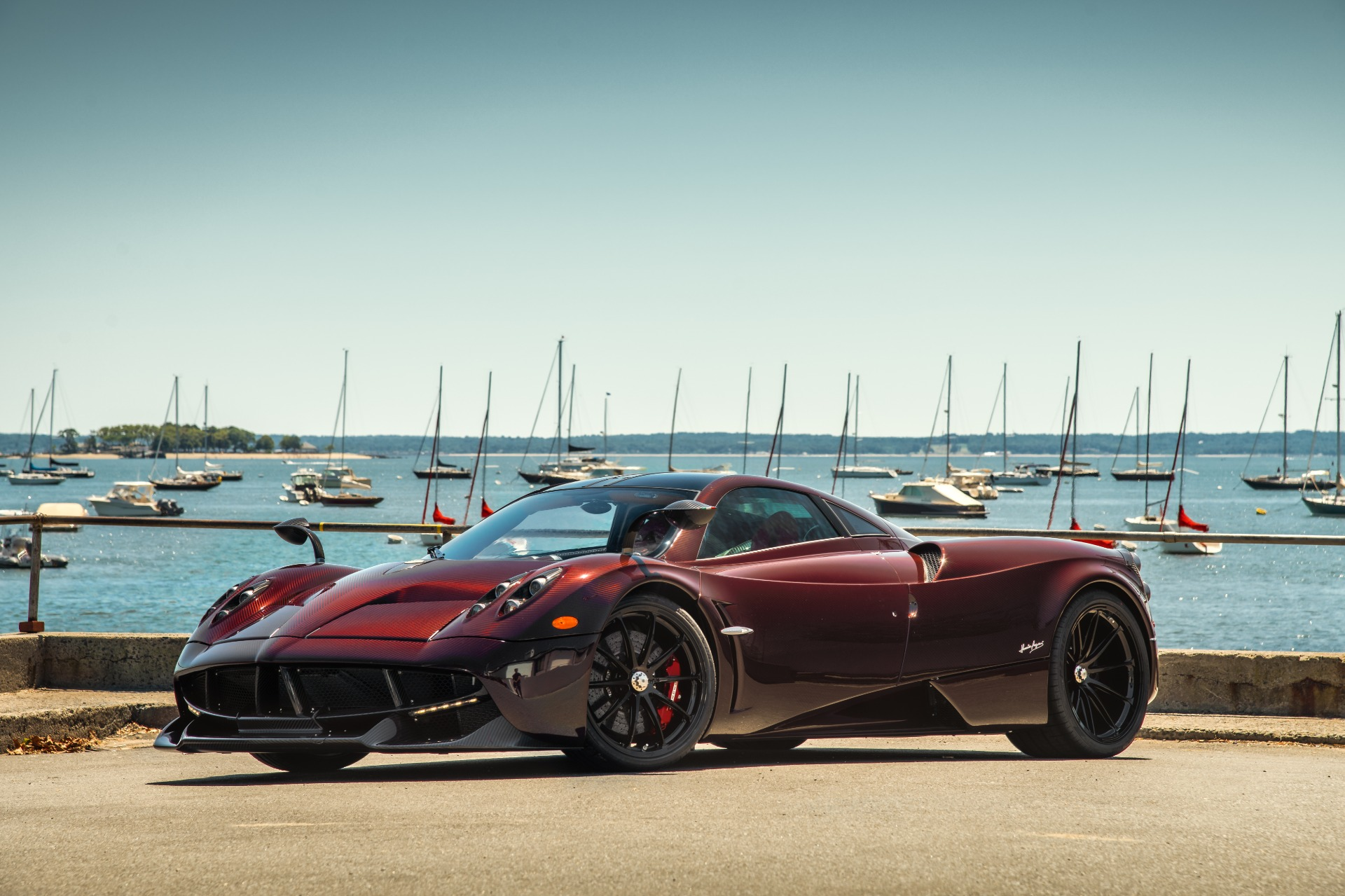 Used 2014 Pagani Huayra Tempesta for sale Call for price at Aston Martin of Greenwich in Greenwich CT 06830 1