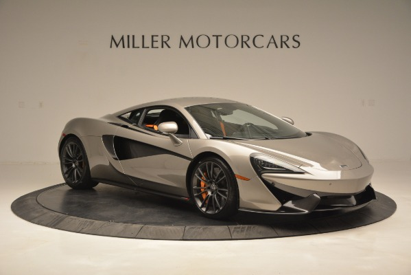 Used 2017 McLaren 570S Coupe for sale Sold at Aston Martin of Greenwich in Greenwich CT 06830 10