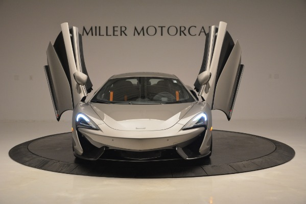 Used 2017 McLaren 570S Coupe for sale Sold at Aston Martin of Greenwich in Greenwich CT 06830 13