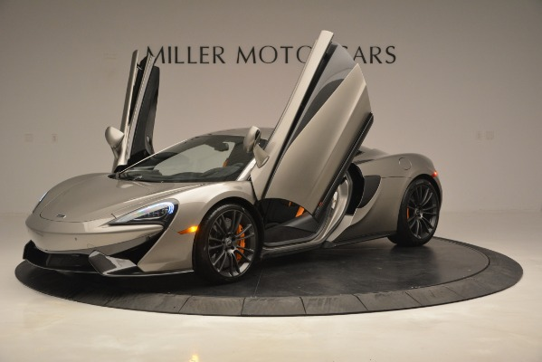 Used 2017 McLaren 570S Coupe for sale Sold at Aston Martin of Greenwich in Greenwich CT 06830 14