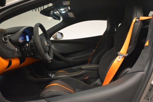 Used 2017 McLaren 570S Coupe for sale Sold at Aston Martin of Greenwich in Greenwich CT 06830 16