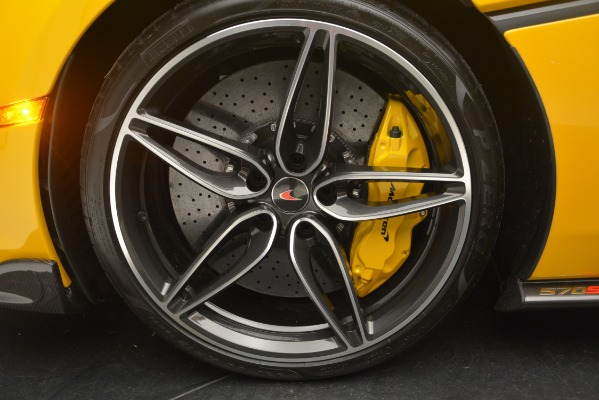 Used 2017 McLaren 570S for sale Sold at Aston Martin of Greenwich in Greenwich CT 06830 16