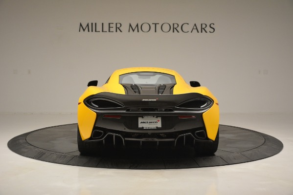 Used 2017 McLaren 570S for sale Sold at Aston Martin of Greenwich in Greenwich CT 06830 6