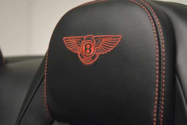 Used 2014 Bentley Continental GT V8 for sale Sold at Aston Martin of Greenwich in Greenwich CT 06830 20