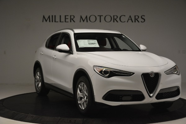 New 2019 Alfa Romeo Stelvio Q4 for sale Sold at Aston Martin of Greenwich in Greenwich CT 06830 11