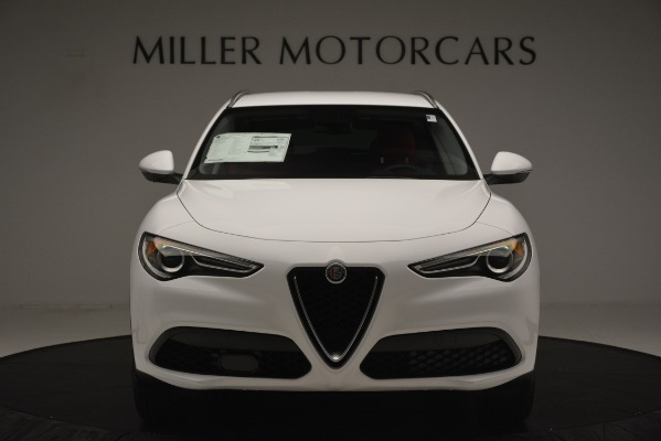 New 2019 Alfa Romeo Stelvio Q4 for sale Sold at Aston Martin of Greenwich in Greenwich CT 06830 12