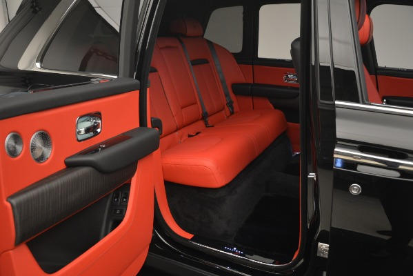 New 2019 Rolls-Royce Cullinan for sale Sold at Aston Martin of Greenwich in Greenwich CT 06830 27