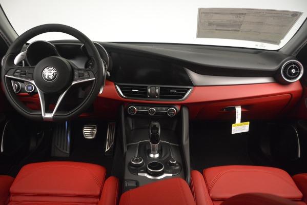 New 2019 Alfa Romeo Giulia Ti Sport Q4 for sale Sold at Aston Martin of Greenwich in Greenwich CT 06830 16