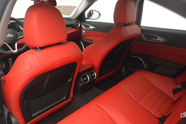 New 2019 Alfa Romeo Giulia Ti Sport Q4 for sale Sold at Aston Martin of Greenwich in Greenwich CT 06830 20