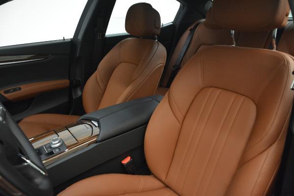 New 2019 Maserati Ghibli S Q4 for sale Sold at Aston Martin of Greenwich in Greenwich CT 06830 15