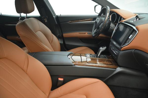 New 2019 Maserati Ghibli S Q4 for sale Sold at Aston Martin of Greenwich in Greenwich CT 06830 21
