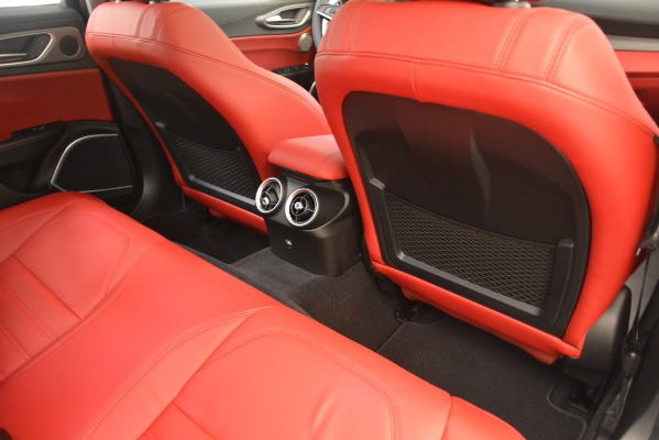 New 2019 Alfa Romeo Giulia Ti Sport Q4 for sale Sold at Aston Martin of Greenwich in Greenwich CT 06830 22