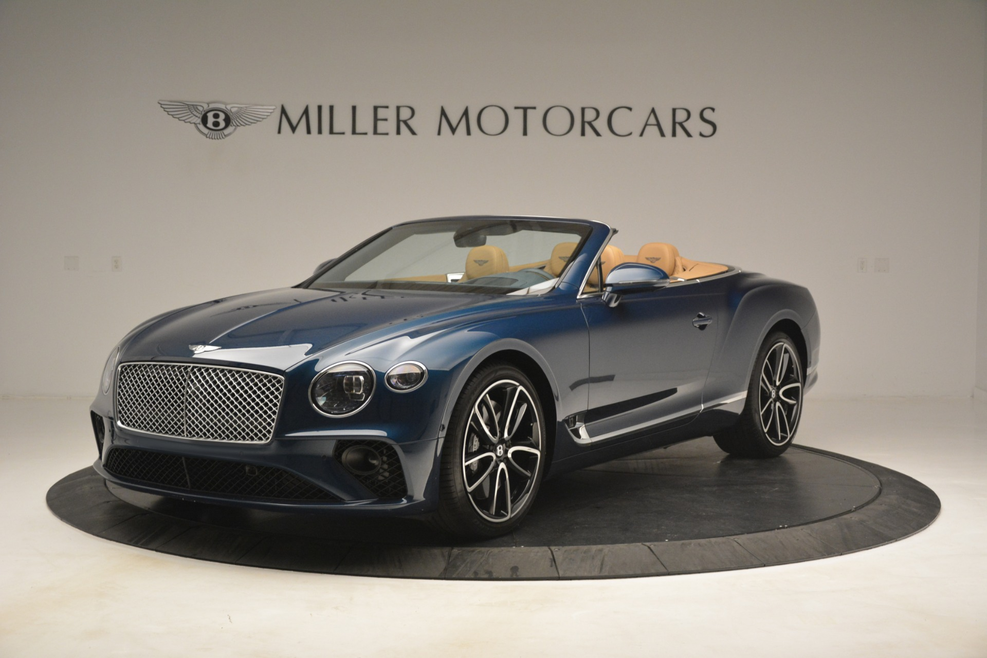 New 2020 Bentley Continental GTC for sale Sold at Aston Martin of Greenwich in Greenwich CT 06830 1