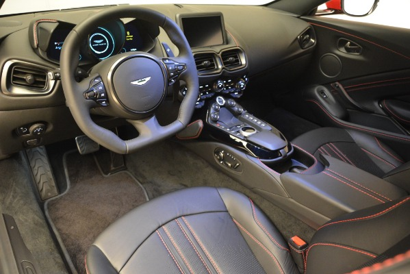 New 2019 Aston Martin Vantage for sale Sold at Aston Martin of Greenwich in Greenwich CT 06830 16
