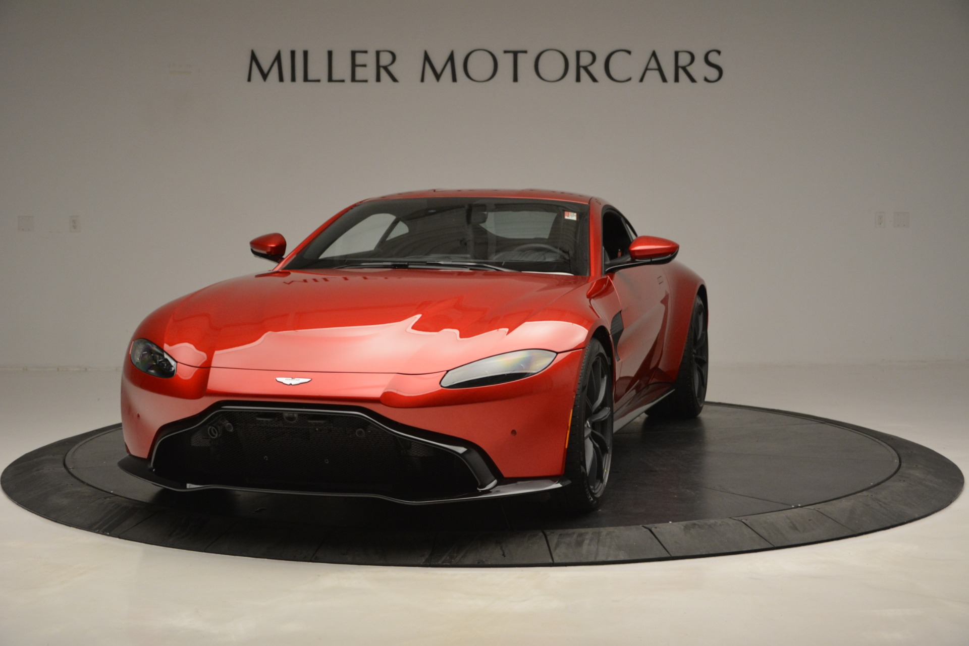New 2019 Aston Martin Vantage for sale Sold at Aston Martin of Greenwich in Greenwich CT 06830 1